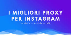proxy per instagram