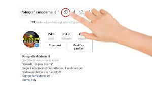 foto archiviate su instagram 1