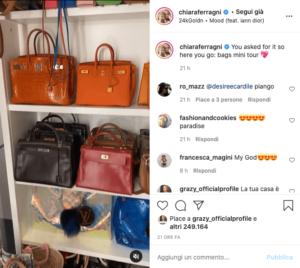 instagram chiara ferragni