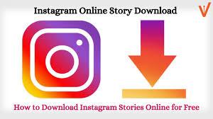 instagram download stories