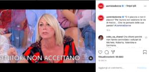 instagram uomini e donne