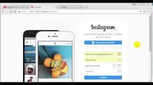 come creare una pagina su instagram