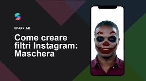 come si fa a creare un filtro su instagram