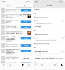 come vedere like instagram