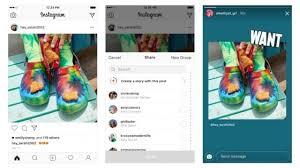 come ripostare su instagram una storia