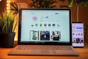 Come attivare insight Instagram 1