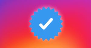 come mettere la spunta blu su instagram