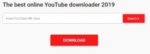 free online youtube downloader 1