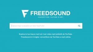 freesound youtube mp3 converter online