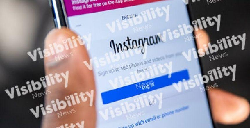 Come mettere Instagram nero